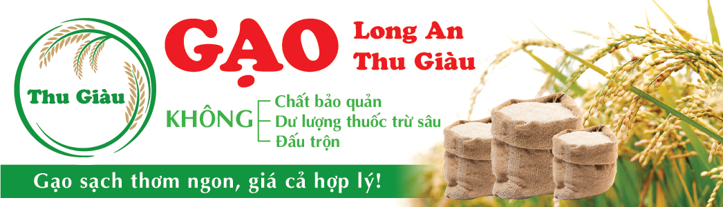 GẠO LONG AN